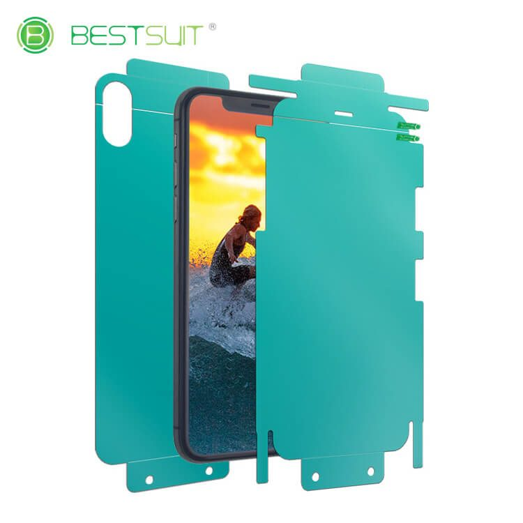 nano shape memory full body screen protector